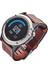 Garmin fenix 3 Saphir GPS Multisportuhr inkl. Lederarmband silver